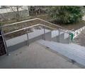 Перила и поручни из нержавеющей стали - Металлические конструкции в Евпатории
