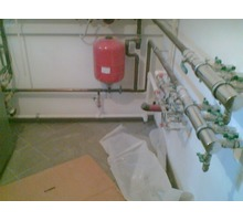 Сантехник,отопление,водоснабжение.Установка котлов, сантех. приборов - Сантехника, канализация, водопровод в Симферополе