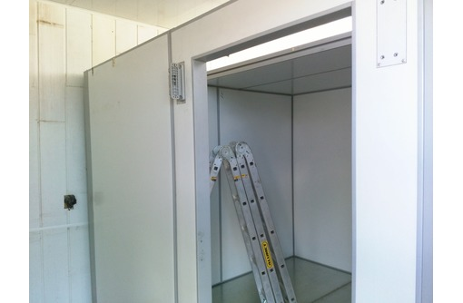 Холодильные камеры для рыбы и морепродуктов про ключ в Севастополе и Крыму - Продажа в Севастополе