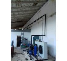 Камеры морозильные, камеры заморозки под ключ в Алуште и Крыму - Продажа в Алуште