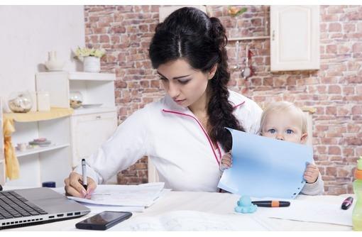 Дополнительный заработок для женщин. В свободное время, фото — «Реклама Джанкоя»