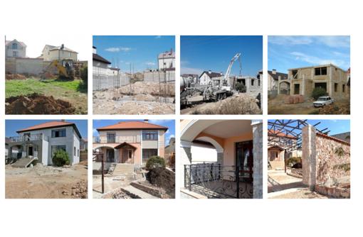   Строительство домов Севастополь - Строительные работы в Севастополе