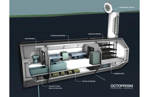 Строим подземный бункер - убежище, фото — «Реклама Севастополя»
