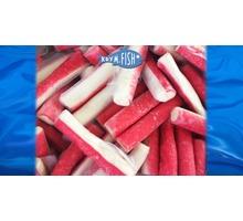 Крабовые палочки РОК 150+ (фасовка 5 кг). 130 руб/кг - Эко-продукты, фрукты, овощи в Севастополе