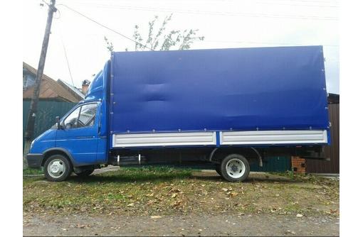 Грузоперевозки, вывоз мусора, доставка, стройматериалы с доставкой - Вывоз мусора в Севастополе