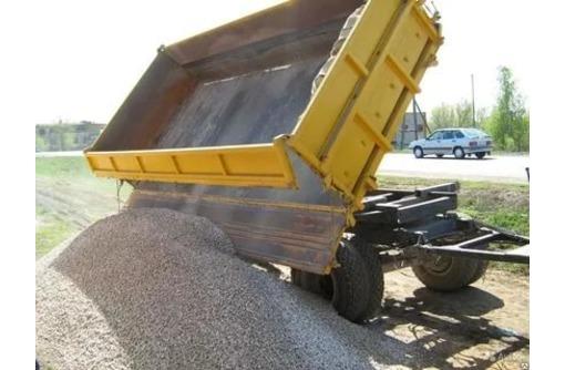 Доставка сыпучих грузов в Севастополе – быстро, надежно, профессионально! - Сыпучие материалы в Севастополе