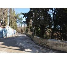 Продам участок 12 соток в алупке, недалеко от моря - Участки в Алупке