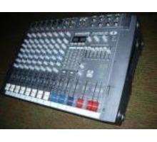 Dynacord Powermate 600 Германия - Студийное и концертное оборудование в Ялте