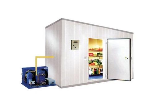 Монтаж холодильных камер и холодильных агрегатов под ключ в Севастополе и Крыму, фото — «Реклама Севастополя»