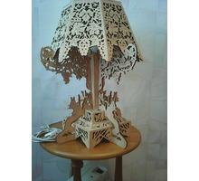 """Продаётся настольная лампа """"Лиса и виноград"""" авторского исполнения - Дизайн интерьеров в Севастополе"""