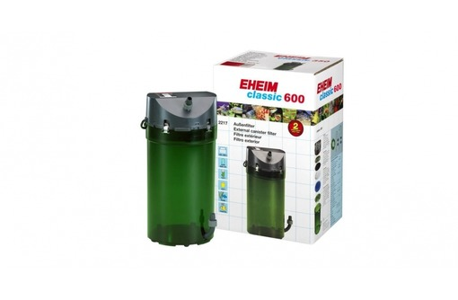 Продам внешние фильтра Tetra, eheim, JBL, aquael - Продажа в Севастополе