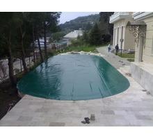 Тентовые покрытия для бассейнов - Бани, бассейны и сауны в Крыму
