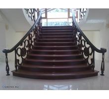 Изготовление лестниц из натурального массива дерева - Лестницы в Севастополе