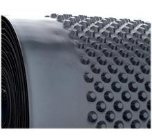Профилированная мембрана для защиты гидроизоляции - Напольные покрытия в Симферополе