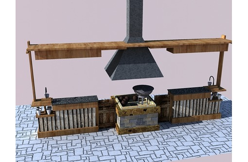 Изготовление барных стоек с печами - Предметы интерьера в Севастополе