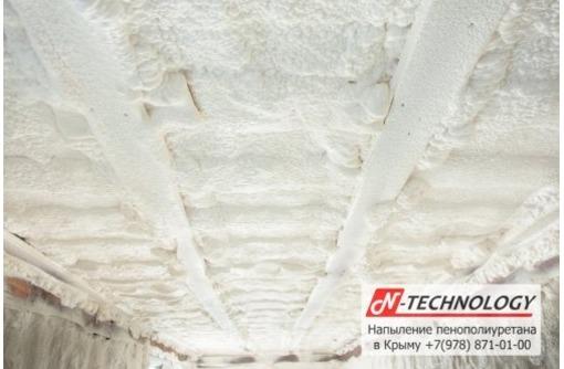 Пенополиуретан (ППУ). Тепло-гидро- шумоизоляция - Строительные работы в Севастополе