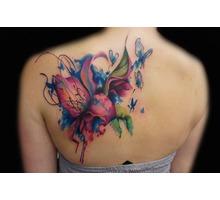 Художественная татуировка - Косметологические услуги, татуаж в Крыму