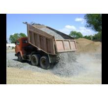 Морской, речной песок и щебень в Севастополе: продажа, доставка - Сыпучие материалы в Севастополе