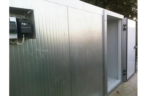 Холодильные камеры для ягод и овощей. Монтаж. Холодильные установки. - Продажа в Севастополе