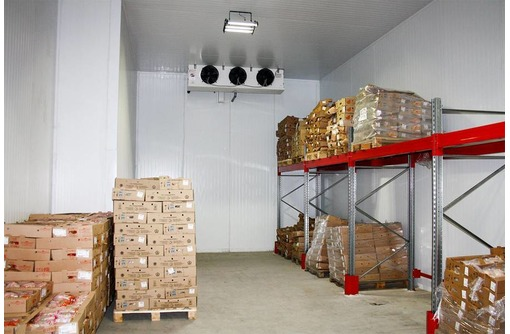 Холодильные Склады Камеры Охлаждения Заморозки.Монтаж Гарантия. - Продажа в Севастополе