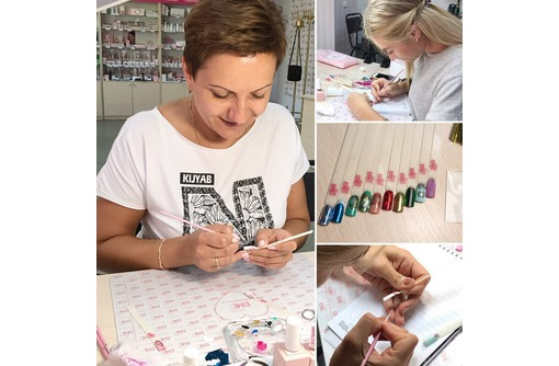 Курсы маникюра и ногтевого дизайна. Школа профессионального маникюра ON - Курсы учебные в Севастополе