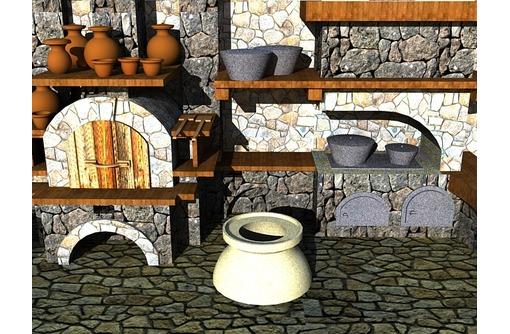 Печной комплекс-чудо кухня - Строительные работы в Севастополе