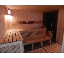 Сауна баня на дровах - Сауны в Симферополе