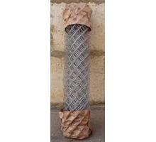 Сетка рабица оцинковка с доставкой - Заборы, ворота в Армянске
