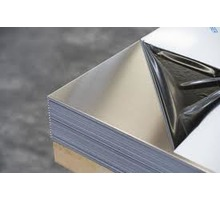 Листы из пищевой  нержавеющей стали (AISI 304) матовые,зеркальные в Симферополе - Металлические конструкции в Симферополе