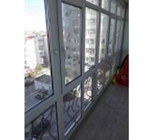Остекление балконов и лоджий - Балконы и лоджии в Ялте