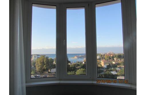 Сдам посуточно однокомнатную видовую квартиру у моря, фото — «Реклама Севастополя»