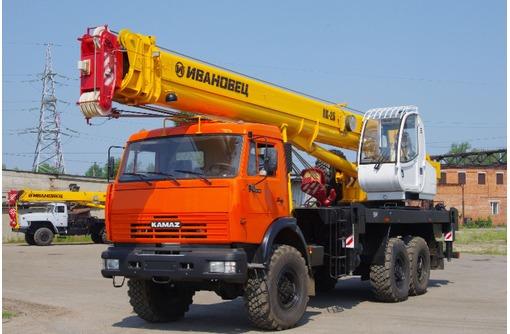 Аренда автокрана от 15т до 500т в Республике Крым - Инструменты, стройтехника в Севастополе