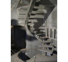 Строим лестницы с одним косоуром - Лестницы в Симферополе