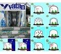 Тепличная пленка (vatan plastik) Турция150мкм,16*50м - Саженцы, растения в Крыму