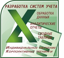 Управленческий учет в  Excel 2016 - Репетиторство в Севастополе