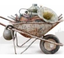 Металлолом вывоз, погрузка, резка, демонтажные работы+7(978)-063-65-63 - Металлические конструкции в Симферополе