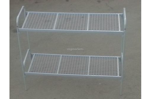 Кровати 2-ярусные с доставкой металлические - Мягкая мебель в Белогорске