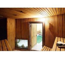 Сауна на дровах с бассейном - Сауны в Севастополе