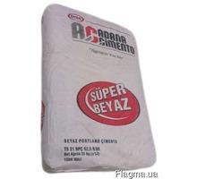 Цемент белый ADANA 52,5R, 50кг - Цемент и сухие смеси в Симферополе