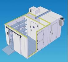 Холодильные камеры для кафе, ресторанов, пищеблоков, санаториев, складов в Форосе. Доставка. Монтаж - Продажа в Форосе