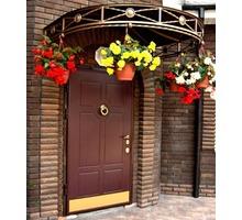 Металлоизделия, ковка, двери входные и межкомнатные от компании «Демиург» - Входные двери в Симферополе
