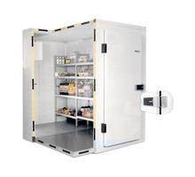 Холодильные и морозильные камеры. Холодильные установки и охладители. Поставка и монтаж. Гарантия - Продажа в Алупке