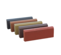 Бордюр парковый цветной 650х220х75мм - Бетон, раствор в Симферополе