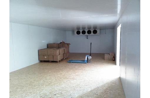 Низкотемпературные установки и холодильные (морозильные) камеры для рыбы, мяса, мороженого. - Продажа в Черноморском