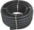 Труба дренажная однослойная N ПНД d110 с перфорацией, без фильтра (50м) - Сантехника, канализация, водопровод в Симферополе