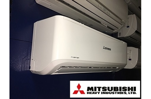 Кондиционеры Mitsubishi Heavy inverter в Севастополе с установкой гарантией, фото — «Реклама Севастополя»
