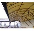 Тентовые покрытия в Ялте – ООО «Крымская тентовая компания». От эскиза до изделия - Металлические конструкции в Крыму