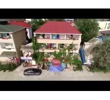 Крым, Саки база отдыха Прибой, первая линия от моря - Аренда комнат в Крыму