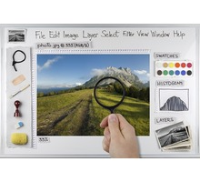 Курсы  Photoshop для фотографа, 1 мес. - Курсы учебные в Севастополе