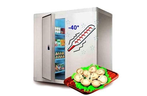 Камеры Морозильные, Холодильная из Сэндвич-Панелей., фото — «Реклама Севастополя»